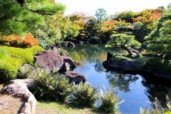 Japan, Himeji, Koko-en-Garten