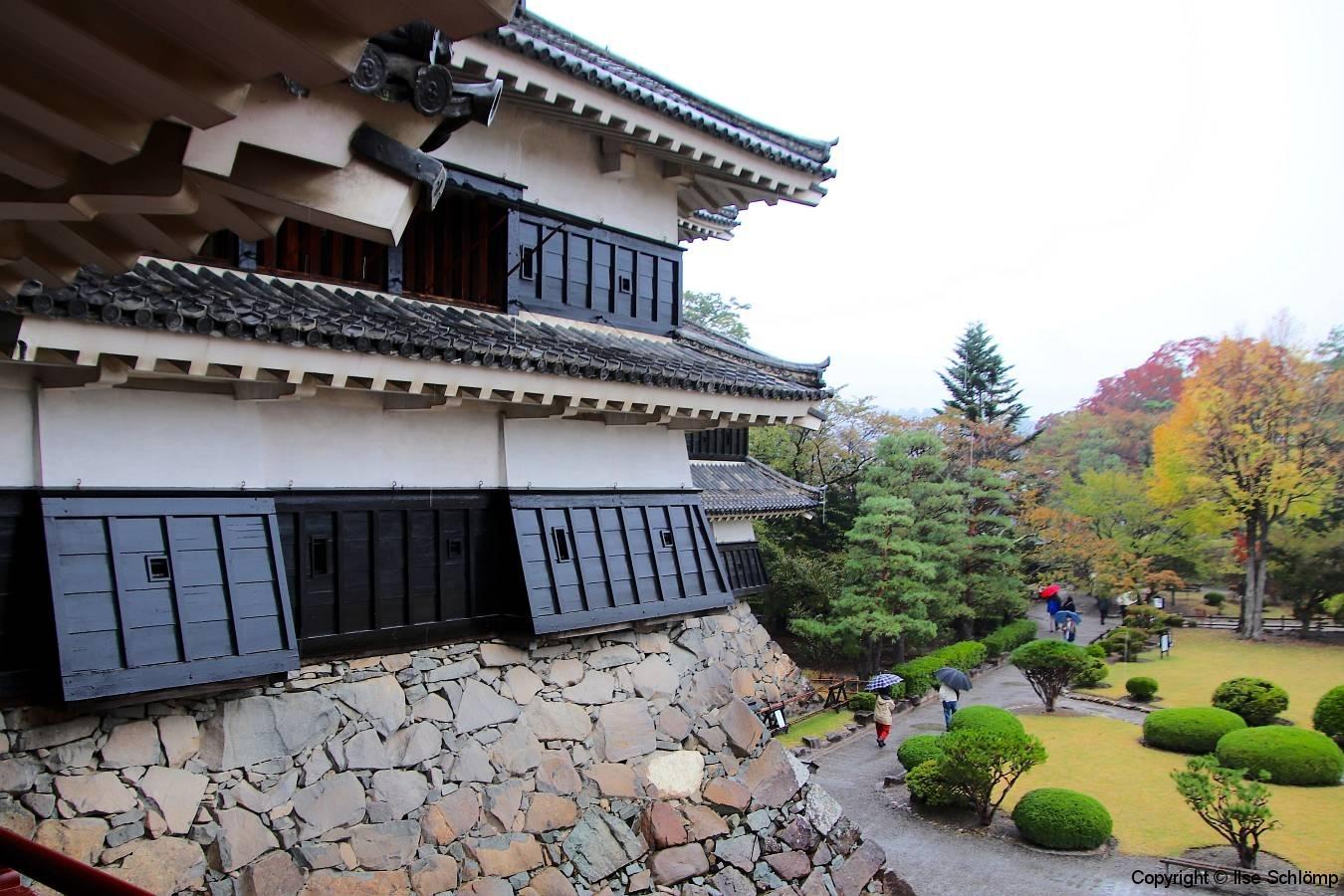Japan, Matsumoto, Schwarze Krähenburg