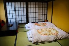 Japan, Kawaguchiko, Ryokan