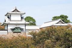 Japan, Burg Kanazawa