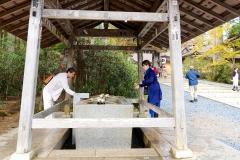 Japan, Koya-san, Kongobu-ji Tempel, Chozu