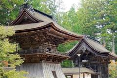 Japan, Koya-san, Kongobu-ji Tempel