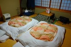 Japan, Koya-san, Tempelübernachtung