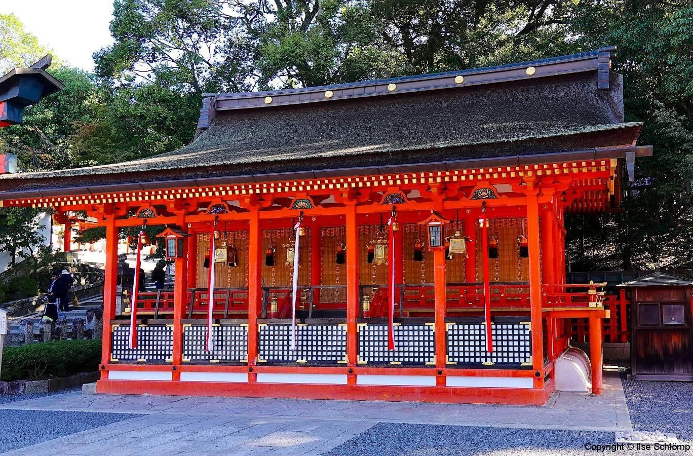 Japan, Kyoto, Fushimi Inari Schrein