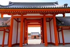 Japan, Kyoto, Kaiserpalast