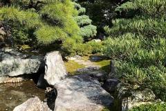 Japan, Kyoto, Garten des kaiserlichen Palastes