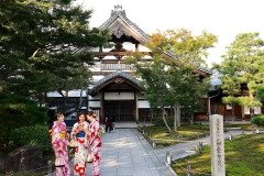 Japan, Kyoto, Ryosen Kannon Tempel