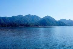 Japan, Mit der Fähre nach Miyajima