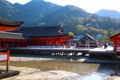 Japan, Miyajima, Itsukushima Schrein