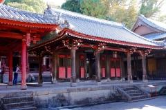 Japan, Nagasaki, Sofuku-ji Tempel