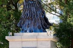 Japan, Nagasaki, Friedenspark, Mutterskulptur