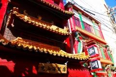 Japan, Nagasaki, Chinatown
