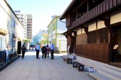 Japan, Nagasaki, Dejima