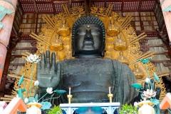 Japan, Nara, Todai-ji Tempel, Daibatsu