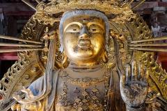 Japan, Nara, Todai-ji Tempel, Kokuzu-Bosatsu