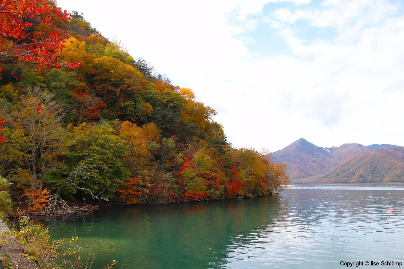 Japan, Nikko, Chuzenji-See