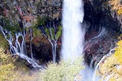 Japan, Nikko, Kegon-Wasserfälle