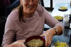 Japan, Nordalpen, Unsere Buchweizen-Nudelsuppe