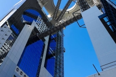 Japan, Osaka, Umeda Sky Building
