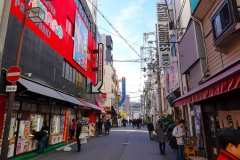 Japan, Osaka, Nipponbashi Den Den Town