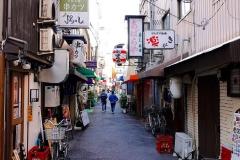 Japan, Osaka, Namba