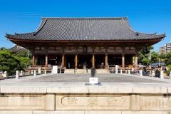 Japan, Osaka, Shitenno-ji Tempel
