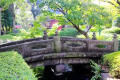 Japan, Tokio, Asakusa Tempelgarten