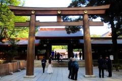 Japan, Tokio, Meiji-Schrein