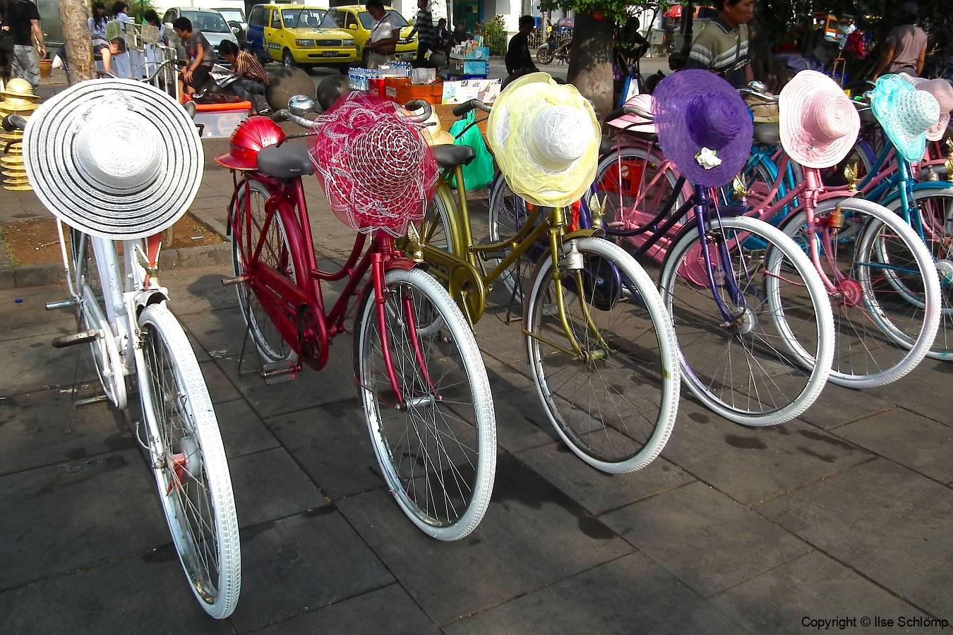 Java, Jakarta, Fatahillah-Platz