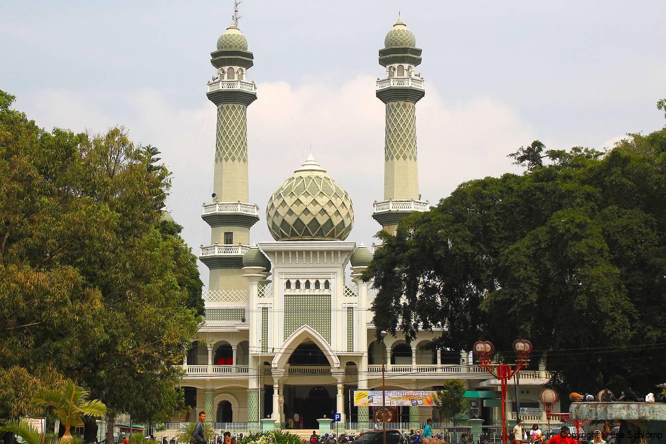 Java, Malang, Moschee Masjid Agung Jami Malang