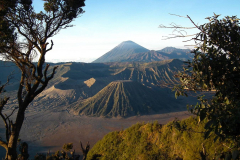 Java, Sonnenaufgang am Mount Bromo