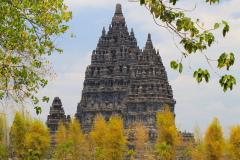 Java, Prambanan Tempelanlage
