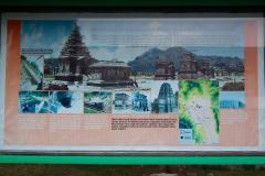 Java, Dieng-Plateau, Tempelkomplex Arjuna