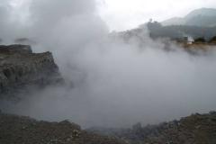 Java, Dieng-Plateau, Sikidang Krater
