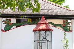 Java, Yogjakarta, Kraton, Palast des Sultans