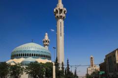 Jordanien, Amman, König-Abdullah-Moschee