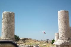 Jordanien, Amman, Zitadelle