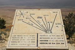 Jordanien, Berg Nebo