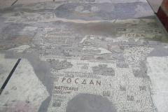 Jordanien, Mosaik von Madaba