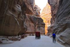 Jordanien, Wadi Musa, Petra