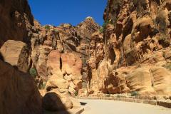 Jordanien, Wadi Musa