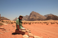 Jordanien, Wadi Rum