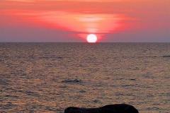 Khao Lak, Sonnenuntergang