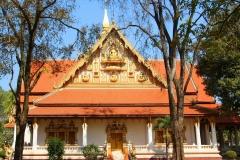 Laos, Vientiane, Wat That Phoun