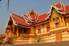 Laos, Vientiane, Pha That Luang
