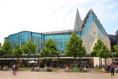 Leipzig, Universität Das neue Augusteum