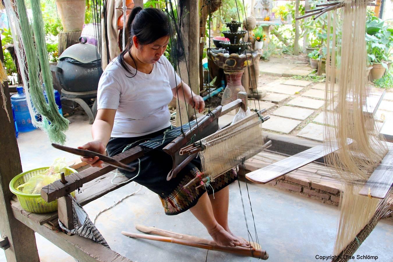 Laos, Xang Khong Posa Village