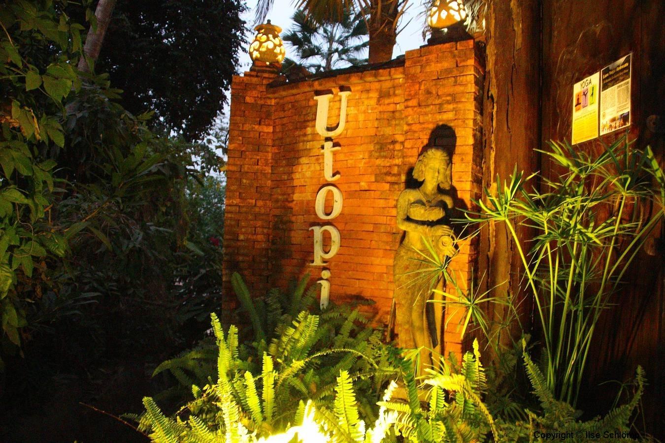 Laos, Luang Prabang, Utopia