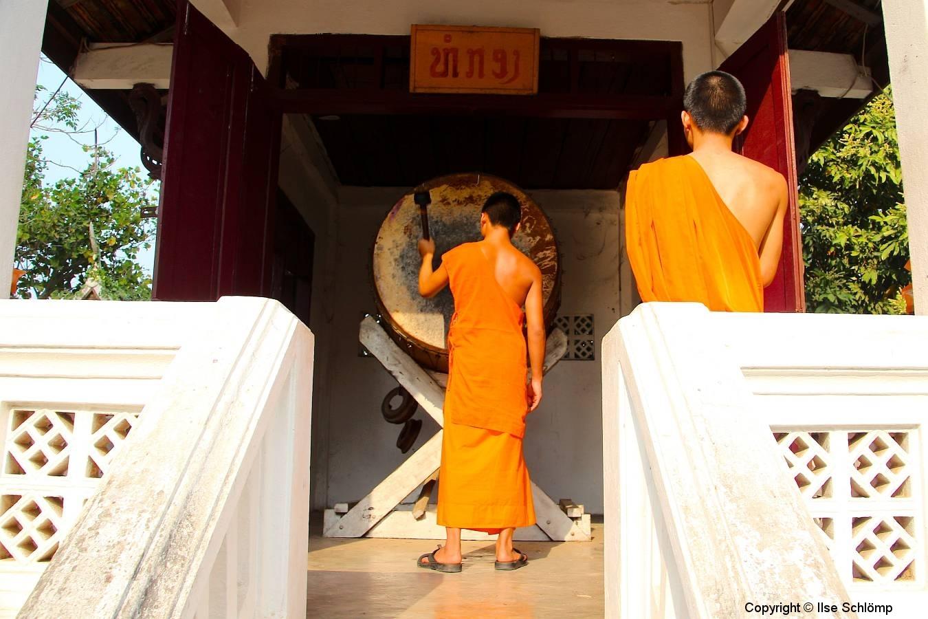 Laos, Luang Prabang, Wat Xieng Mouane Va Jiramangalaram
