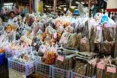 Laos, Luang Prabang, Phosy Markt